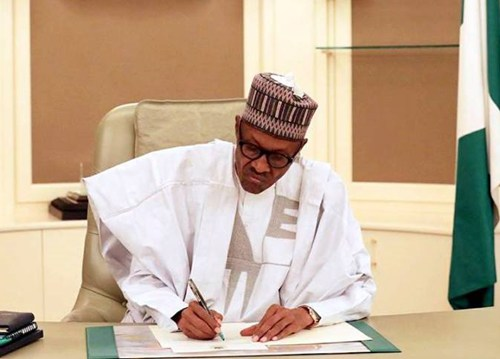 President Buhari Approves Establishment of National Food Security Council
