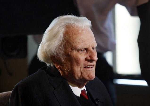 World Renowned Evangelist, Billy Graham Dies at 99, Reactions From World Leaders and His Legacies