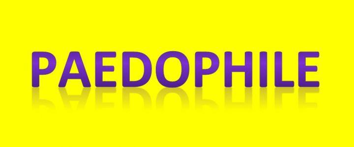 paedophile