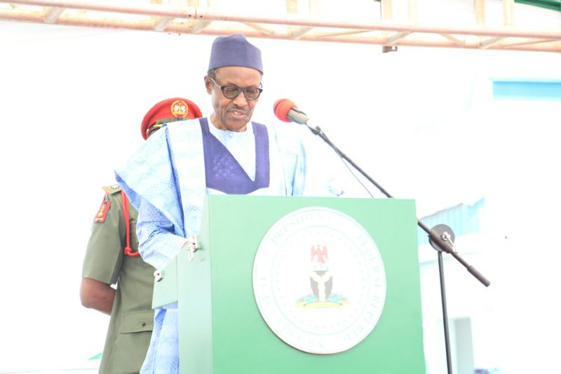 #PMBinLafi: Remarks of President Buhari in Lafia
