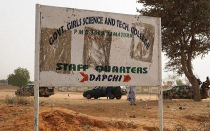 APC Reacts to Release of #DapchiGirls