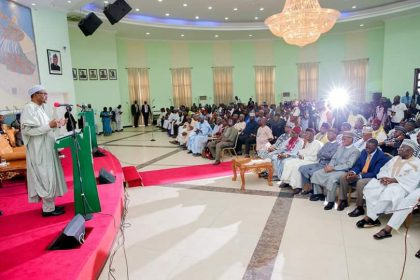 President Buhari to Gov. Ortom and Benue People on Armed Herdsmen Attack