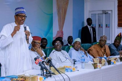 President Muhammadu Buhari's Speech at APC NEC Meeting