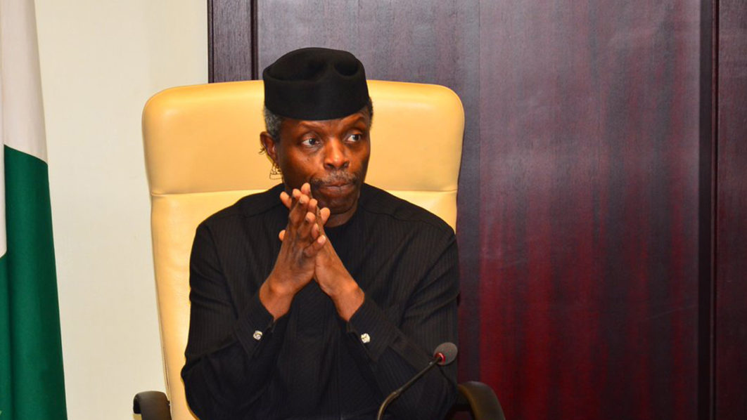 Malnutrition: FG, States Invest N3.8bn in Procuring `Ready-to Use' Food–Osinbajo