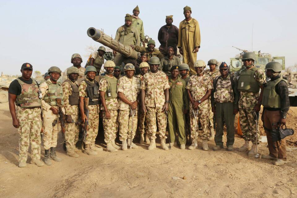 Update of Armed Forces Operations in Nigeria