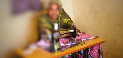 Strory of How Amina Survived Boko Haram in Maiduguri