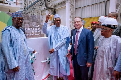 #SuntiSugarEstate: President Buhari's Speech at Commissioning of Sunti Golden Sugar Estate
