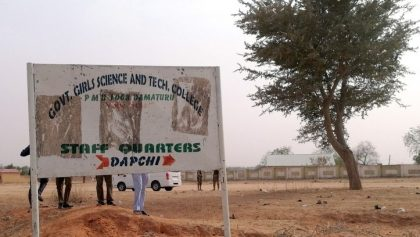 Nigerian Police Replies Amnesty International on #DapchiGirls