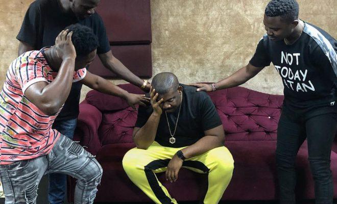 Don Jazzy Breaks Down As Linda Ikeji is Taken