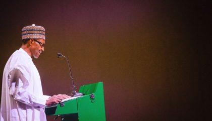 #PMBinLagos: President Buhari's Speech at Bola Tinubu's Colloquium