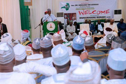 President Buhari Tasks Security Agency on Criminality