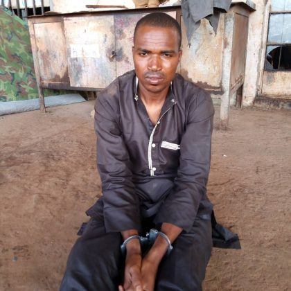 BREAKING: Gun Runner Arrested in Rigachikun, Kaduna State