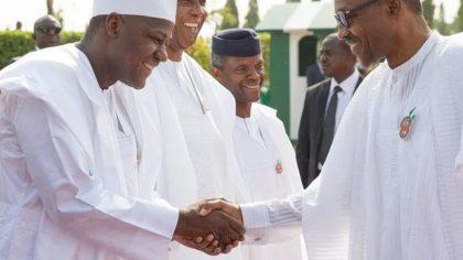 Yakubu Dogara Tumbs up President Buhari for Securing Release of #DapchiGirls
