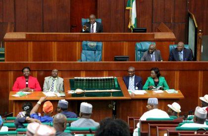 House of Representatives Plenary Proceedings for Thursday April 26, 2018