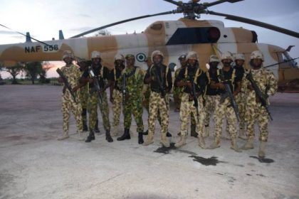 NAF Inaugurates Additional 456 Special Forces