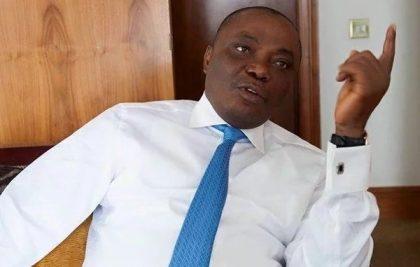 Court Remands Senator Nwaoboshi In Ikoyi Prison