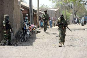 Developing: Troops Repel Attack by Boko Haram Jiddari, Maiduguri