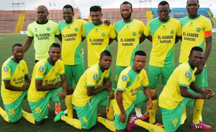 NPFL18 Match Day 17 Results: El-Kanemi Sink Heartland 3-0 in Maiduguri