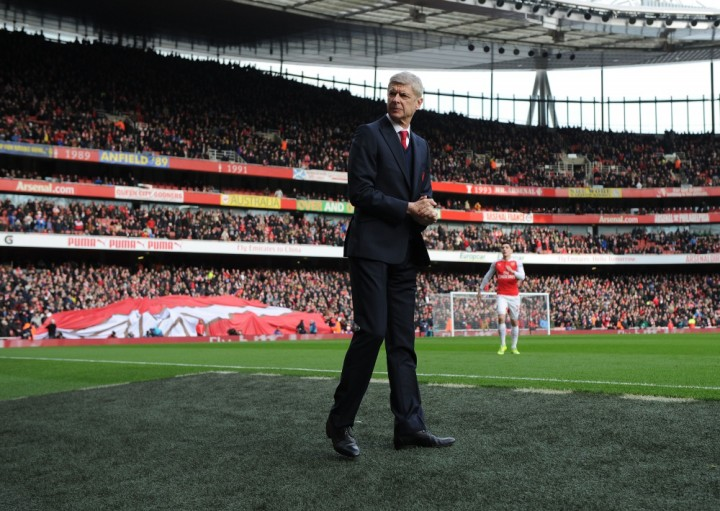 Arsene Wenger to Step Aside at the End of the Season, His Full Statement