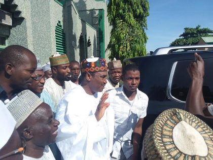 JUST IN: Former Governor, Shehu Shema Appears in Court