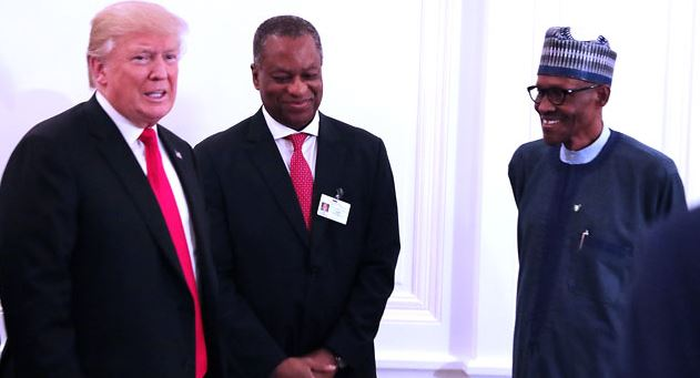 President Trump to Host Buhari April 30