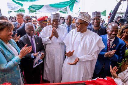 Economy is Improving, Nigeria's Future is Bright – President Buhari