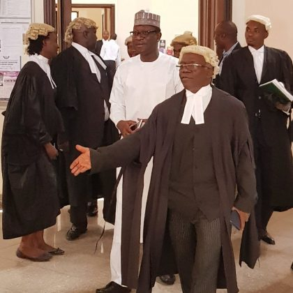 Court Rules on AbdulMumin Jibrin's Suspension by House