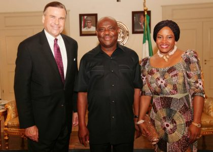 Be proud of your country's values – US Ambassador advises Nigerians