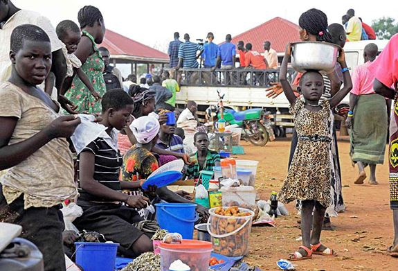 Uganda Contains Anthrax Outbreak in South Sudan Refugee Settlement