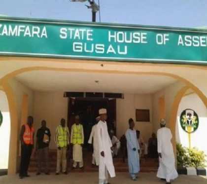 Zamfara Assembly Writes to FG Over Killings