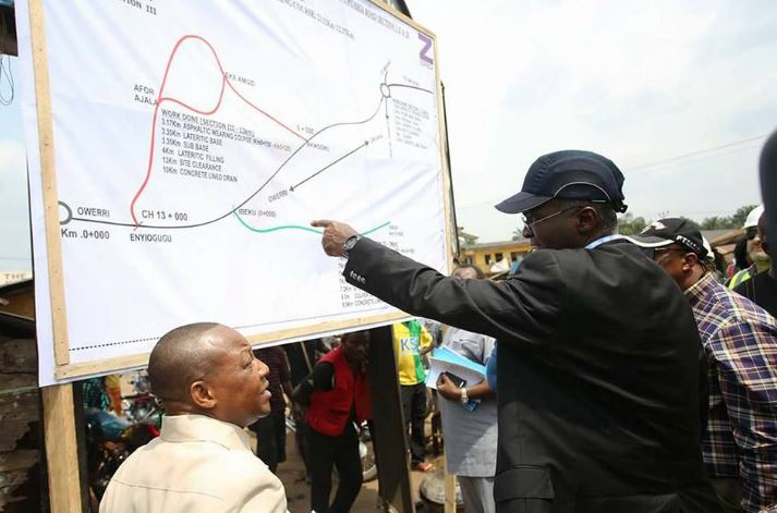 Construction of Trailer Park: Fashola Approves N133m Compensation for 5 Abia Communities