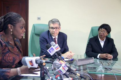 Finance Minister, Kemi Meets World Bank Mission with 10 EDs
