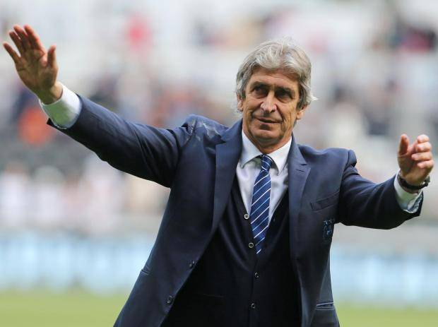 West Ham appoint Pellegrini on a three-year deal