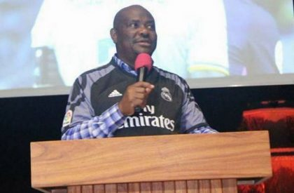 Rivers Government Lays Foundation for Real Madrid Academy