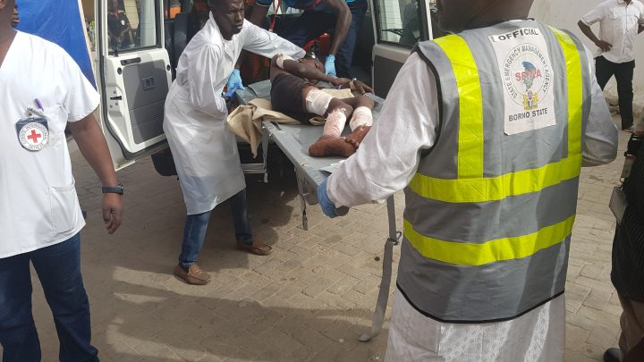 Bombings & rocket attack kill dozens in Northeast Nigeria