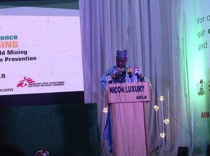 Niger State Gov. Bello Urges Multi-Sectoral Approach, Proactive Measures to Lead Poisoning