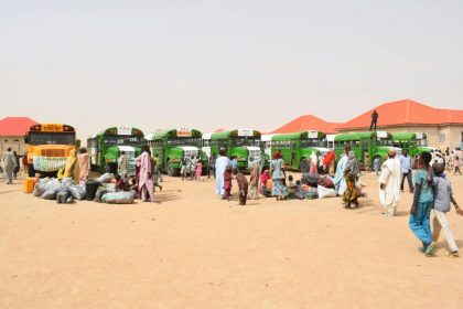 Guzamala Receives Over 2000 IDPs Back Home