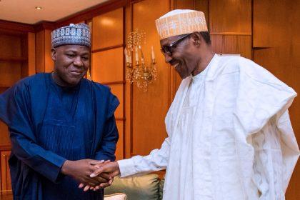 Speaker Dogara Explains What Transpired in Closed Door with Him, President Buhari and Saraki