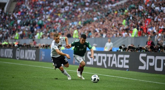 Mexico Casts The Defending Champions Curse on Germany