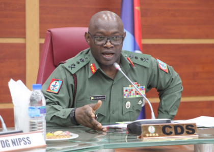 Nigerian Military Promise Adeqaute Security for Oil Pipelines
