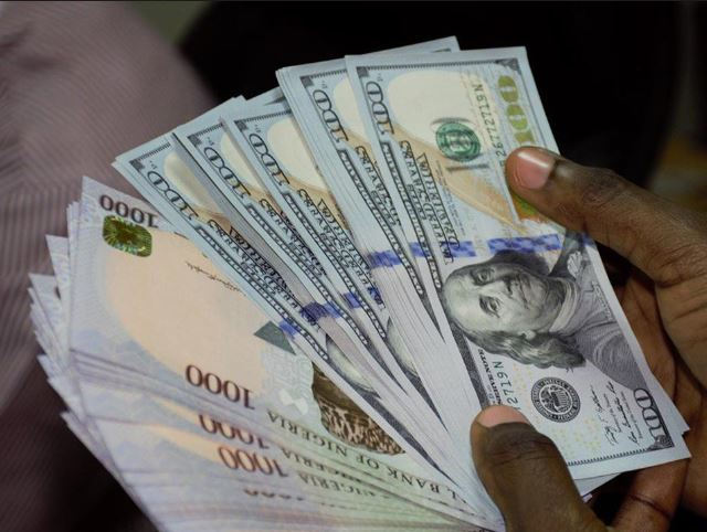 Naira Steps Up Against Dollar at Parallel Market
