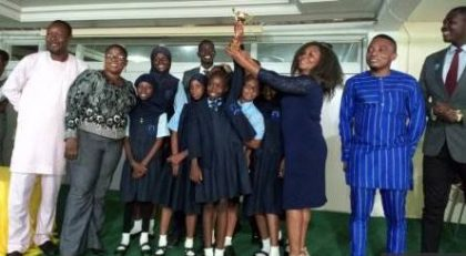 Prime Scholars Academy Wins BBC Mathematics Competition