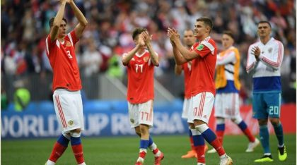 Russia Starts #WorldCup With a Win, Thanks to Super Subs