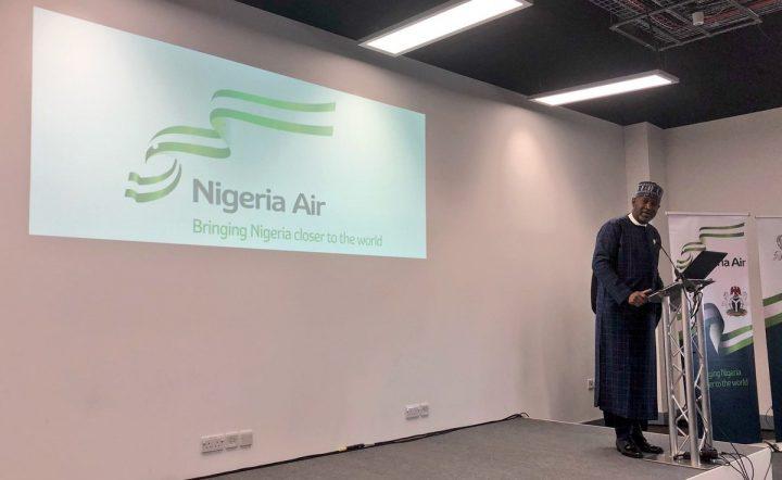 "Nigeria Unveils National Carrier ""Nigeria Air"""