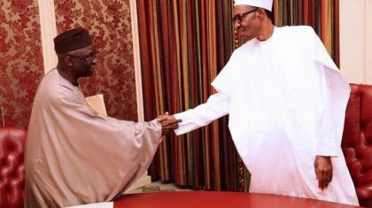 Pastor Bakare And Minister Adeosun Didn't Meet With President Buhari