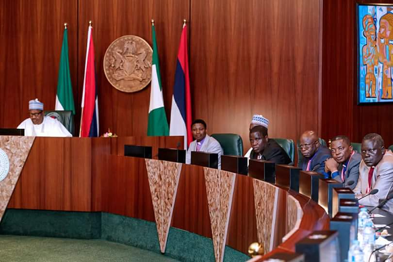 President Buhari to 19 States Northern CAN