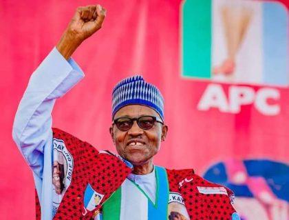 Full Speech of President Buhari at Ekiti APC Mega Rally