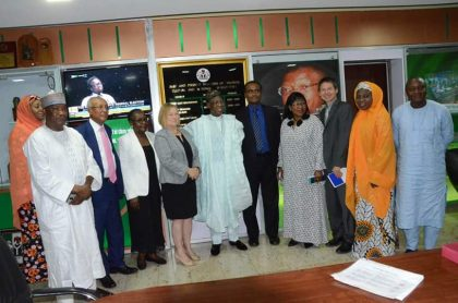 FG Join Force With VOA to Combat Fake News