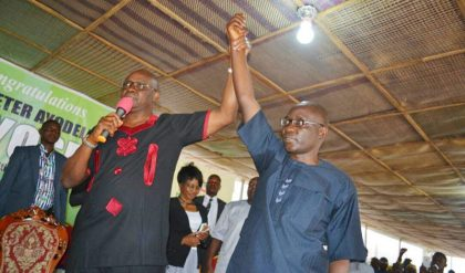 Ekiti poll: Card Reader Rejects PDP Candidate's Card