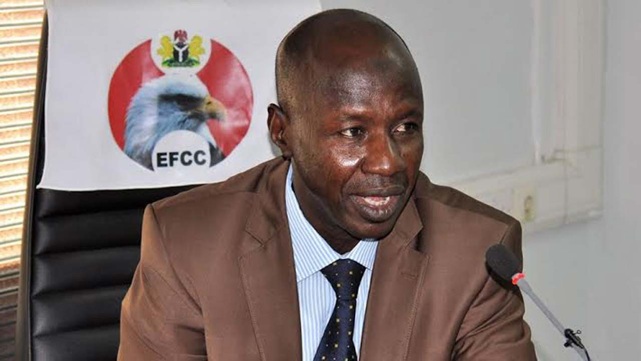 War Against Corruption Can't Be Won By EFCC Alone – Magu